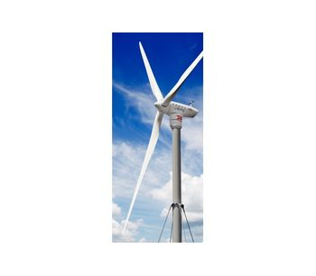 Household Wind Turbine (10 - 25 kW)-1