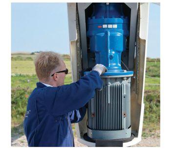 Household Wind Turbine (10 - 25 kW)-3