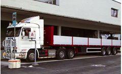 Danvægt - Model DE Export - Concrete-Element Truck Scales