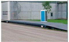 Danvægt - Model DF - Truck Scales
