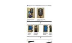 Bovibooster - Model WD - Automatic Hoof Wash and Disinfection Systems