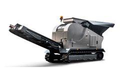 Komplet - Model K-JC 503 - Compact Mobile Jaw Crusher