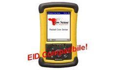Pocket Cow Sense - Version CS-PCS - Handheld Computer Management Software