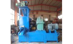 TD - Aluminum Dross Briquetting Press