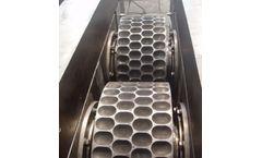 TD - Mill Scale Briquetting Machine