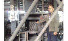 TD - Flue Dust Briquetting Machine