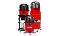 Pulse-Bac - Model 1050/1050H/1150/1250 - Single Stage HEPA Vacuum Pump