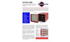 Maxicarb - Activated Carbon Filter Unit Brochure