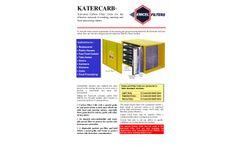 Katercarb - Carbon Filter Brochure