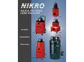Nikro - Model LV02 - 2 Gallon - HEPA Lead Vacuum