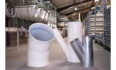Cattinair - Standardised Piping for Industrial Dust Extraction and Pneumatic Conveying Systems