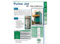 C & W - Bag Pulse Central Dust Collectors Brochure