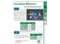 C&M - Model AMDD - Aeration Blowers Brochure