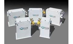C&W - Model CP - Cartridge Pulse Silo Dust Collectors