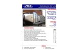 Model HDS - Hydrodynamic Wet Scrubber Brochure
