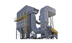 Model Bagsonix Series - Baghouse Dust Collector System