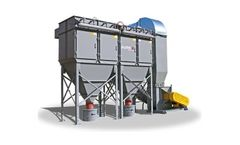 Airex - Model Platinum & DCCH Series - Cartridge Dust Collector