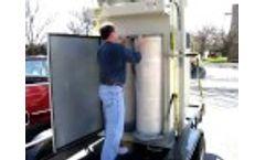 Vertical Cartridge Collector Installation - Video