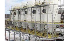 Camcorp - Model HVP Series - Medium Pressure Reverse Air Filter