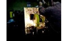 Kalamazoo Industries K10WBT Enclosed Bench Top Abrasive Saw Video