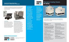 Model FC Series - Cooling Towers Brochure