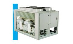 Model PA Series - Outdoor Central Chillers