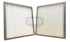ULTRA-PLEAT - Model SP - Enviro-Friendly High Performance Air Filter System