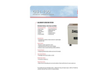 Model GS1-100 - Odor Removal & Gas Fumes Removal System Brochure