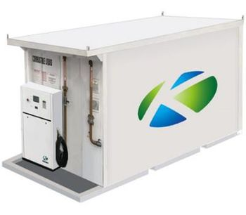 Containerized Fuel Station(Mobile Fuel Station)