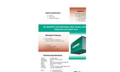 Model SO 2000-I - Stationary Filter Units Brochure
