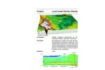 3D Hydrodynamic Model of the Region Zürcher Weinland (Geosynthesis),