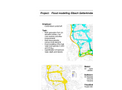 Flood modelling of high water scenarios