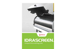 IDRASCREEN - High capacity compact screening units for wastewater pre-treatment and solids separation
