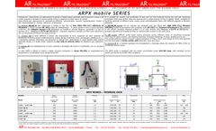 AR - Model 10000 Series - Air Cleaners System - Datasheet