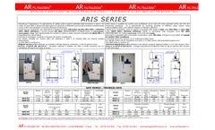 AR - Model ARIS Series - Air Cleaners of Oil Mist Smoke Dust for Machine Tools - Brochure