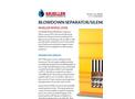 Model OVSS - High Volume Vent Silencer/Separator - Brochure