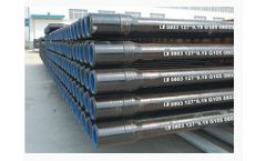 Model 1101 - Oil Drill Pipe