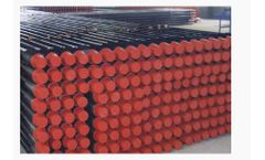 Model 1401 - Geological Drill Pipes