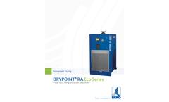 Drypoint - Model RS HP - High Pressure Refrigerant Air Dryers Brochure