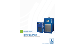 Drypoint - Model RA LC - Cooling Systems Brochure