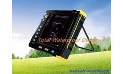 CARELIFE - Model CD66V - Handheld Ultrasound Bovine Scanner