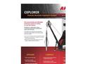 Explorer Portable Borehole Inspection System - Brochure