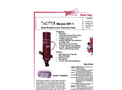 Twister - Model RP1 - Dust Collection Systems Brochure