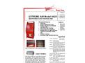 Model XA 23 - Extreme Air Downdraft Table Brochure