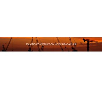Sound level monitoring solutions for construction industry - Construction & Construction Materials
