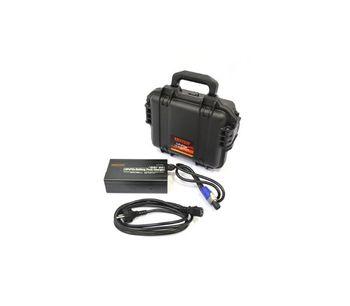 Sonitus - Model PP1240 - Portable Battery Pack Sound Level Monitors
