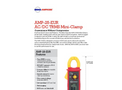 Measuring and Testing Equipment Catalog
