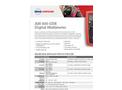 Model AM-500-EUR - Digital Multimeter Brochure