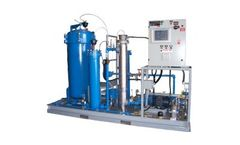 Model TOP - Coalescer/Separator Purification Systems