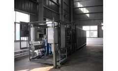 Filtervac - Model OR-SRS - Waste Motor Oil Polishing System